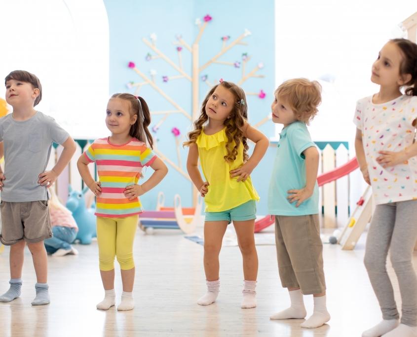 kinder tanzen und kindersport Kurse berlin