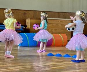 Sport kinder Tanzen