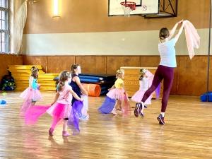 Sport tanz Kinder